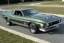 '72 Mustang