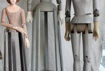 Articulated Figures, Dolls & Puppets