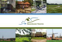 Mijn Noordoost-Twente / Samenwerken aan de gebiedsontwikkeling van Noordoost-Twente.