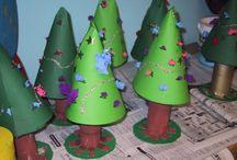 Kerstcrea groep 3