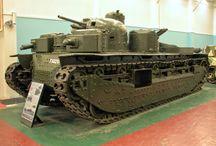 Tanks 1918-1939