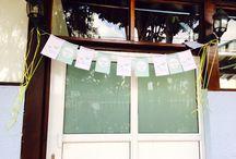 Fiesta prenatal hecha por Sandra Gómez