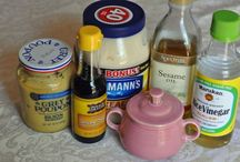 *Eat - Sauces & Dressings! / by Renee Bodkin