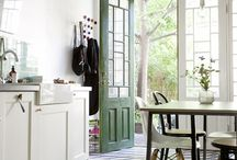 Inspiration - French Doors / Some great ideas for French doors