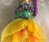 Çiçek Modelleri & Flower Models