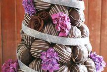 Croquembouche Wedding Cakes