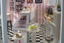 Cupcake shop designs