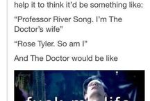 Dwho / BBC's Doctor Who