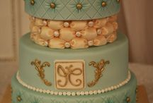 Cake designs / Wedding, anniversary, birthday, or party for work/knitting group cakes