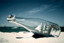 ships, messages, bottles