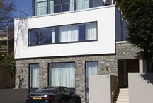 New Build Houses / Modern houses