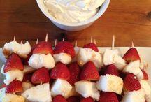 Dessert Finger Foods / by Maegan Berry