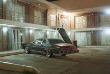 Motel aesthetic