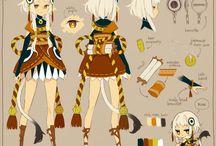 Costume / Cosplay, costume, fantasy.