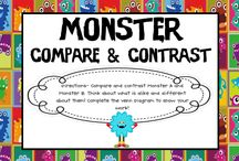 Reading-Compare and Contrast