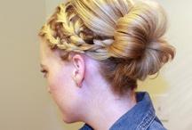 hair! / by Ilona Belous