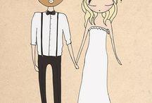 couple ilustration