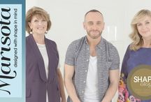 Marisota & Mark Heyes SS15 Fashion and Style / The new Spring/Summer Collection from Marisota is now live at  http://www.marisota.co.uk/ We have the new stunning AVA range from TV Stylist Mark Heyes and all our clothing has Shapeology running through it to give you a Can Wear attitude!   To shop click here: http://bit.ly/1LlKwOs The new AVA collection : http://bit.ly/1DmM1Gz / by Marisota