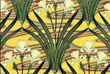 Art nouveau / by Dan Metcalf