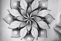 Mandala geometric