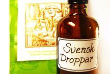 Svenskdroppar / Information om vad Svenskdroppar är, vad de är bra för mm. www.naturligtochvis.com