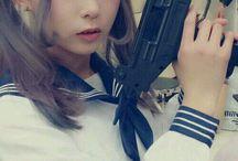 MOE X GUNS