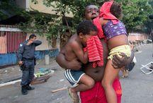 Activities in the Slums