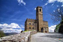 Castello Guidi - Poppi, Arezzo
