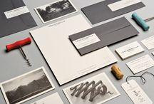 Letterhead/Envelope/Business Card / by Kala McDonald