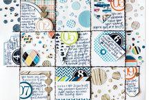 Scrapbooking - ideas / Tips til scrapbookingalbum