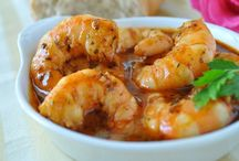 Simple Seafood Recipes / Best, easy and healthy seafood recipes from a Louisiana gal!