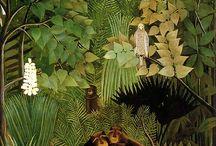 wood/garden illustratiom
