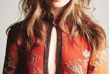 Nieuwe Geest: Nieuwe Look / stijlen die ik mooi vind
