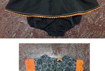 Retalhos, reciclagens e outras coisinhas  ....  :) / Roupas feitas com sobras de tecidos e reciclagem de roupas