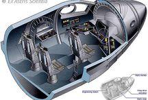 rpg - spaceship