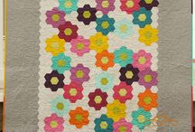 Crafts- Quilts and hexies