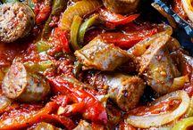 Italian long lunch ideas