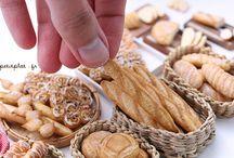Miniature bread / Miniature bread