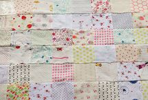 Low Volume Quilt Candy / by Homespun Handmaiden