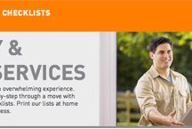 Allied Van Lines Moving Checklists / Need help organizing your move? Download one or all of our checklists that will help you select a mover, connect with your home service providers, organize the paperwork for your children and pets.  Stay tuned for more to come...