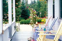 Porch life / by Theresa Bueno