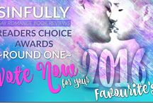 FEATURE POST BANNERS 2017 / A collection of banners from our feature posts including guest posts, interviews, cover reveals and excerpts. To find out more click on the Pin and read the post.