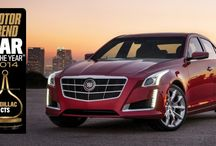 Cadillac Cars and News / by Auto Parts People