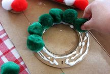 Christmas Kids Crafts / by Kathryn Cox