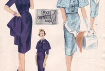 Couture and Vintage Fashion Inspiration