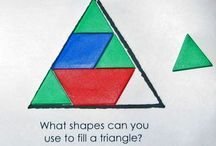 Math - Geometry / by Ajar Anak