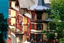 Basel Hotels / See in this board the most luxurious restaurants in Basel