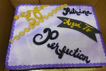 Milestone Birthday Cakes / by Calumet Bakery