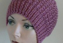 Knitted Hats Patterns Easy