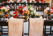 wedding themes and details